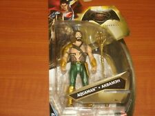 "AQUAMAN: DC Comics BATMAN v. SUPERMAN Collectible 6"" Action Figure Arthur Curry"