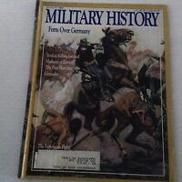 Military History Magazine Forts Over Germany Verdun August 1986 070517nonrh