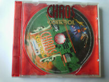 CHAOS CONTROL PHILIPS CD-I WITHOUT MANUAL / JACKET