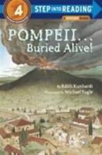 Pompeii...Buried Alive! (Step-Into-Reading
