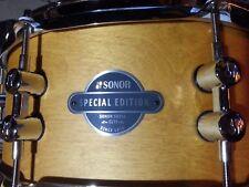 NEU * Sonor Snare 14 x 6 Special Edition * Birch SATIN WAX NATURAL ! Birke, Drum