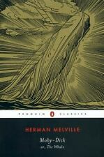 Moby-Dick or, The Whale (Penguin Classics) by Melville, Herman