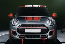 F56 JCW Pro Brake Duct Fin Covers Gloss Red John Cooper Works Gen 3 Mini