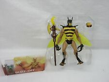 MOTU,BUZZ-OFF,200x,MINT,figure,100% complete,Masters of the Universe,He Man