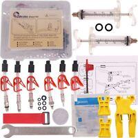 AVID Formula DODE JUICY Professional Bicycle Hydraulic Disc Brake Bleed Kit Tool