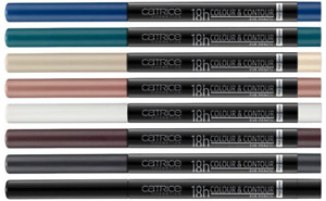 Catrice Contour Eye Pencil 18h Color Integrated Sharpener Softly Gliding Stylish