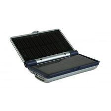 Solar Ladegerät Power Bank 1000 mAh Akku Batterie Handy Mobile Samsung mini USB