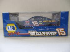 Action NAPA Racing   Michael Waltrip  #15 Chevrolet Part No. SS124-02 New In Box