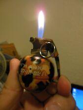 Grenade  / Refillable** Butane Lighter **** Free Shipping***