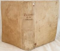 GIOVANNI PAOLO OLIVA PREDICHE DETTE NEL PALAZZO APOSTOLICO 1664 PESTE PREECHES