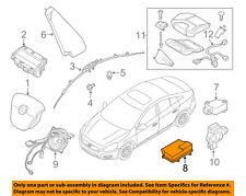 VOLVO OEM 11-18 S60 Airbag Air Bag-RCM SDM ACM Restraint Control Module 31658440