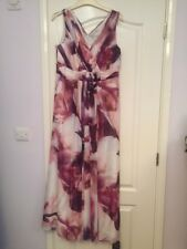 Country Casualfashion pink mixture silk blend dress with tags