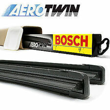 BOSCH AERO RETRO AEROTWIN FLAT Front Windscreen Wiper Blades SEAT Arosa (99-04)