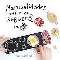 Manualidades para niños rebuenos por tarro de ideas. ENVÍO URGENTE (ESPAÑA)