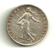 FRANCIA. 10 CENTIMES DE 1916. MBC+. PLATA SILVER SILBER