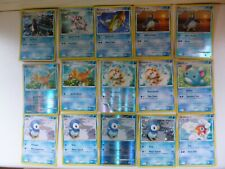 Pokémon Water  Set Diamond and Pearl 2007