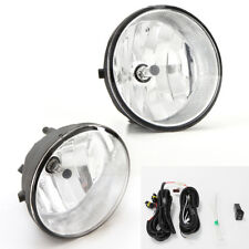 For Toyota 05-11 Tacoma Tundra Sequoia 04-06 Solara Fog Lights w/Switch Wiring