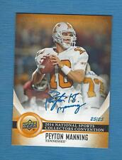 2014-15 Peyton Manning  Autograph National Convention HQ GLOSSY  Fridge Magnet