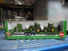 Freightliner truck John deere farm tractor HO 1/87 siku 1805 free shipping