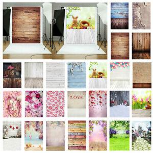 Vinyl Cloth Photography Backdrop Wedding Wall Floor Photo Background Studio Prop