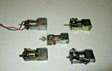 5 Open frame Motors -  Pitman