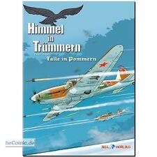 Himmel in Trümmern 4 Philippe Pinard Fliegerstaffel All 9783926970152 40er LP