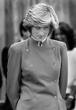 Princess Diana  Moments In Time Series  Rare Original from Negative Photo  pd011