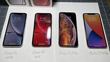 iPhone Lot - iPhone 11 Pro Max, iPhone Xs Max, 2x iPhone Xr