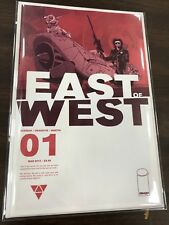 East of West #1 Rare Diamond Summit Variant