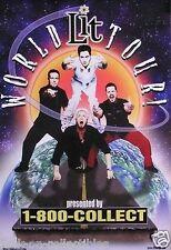Lit Original World Tour Promo Poster