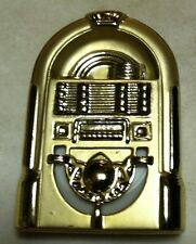 Juke Box - coat pin