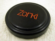 EXCELLENT RUSSIAN CAPS LID ZORKI for 35mm RF LENS INDUSTAR-22 LEICA ELMAR FED