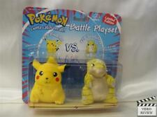 Pokemon Battle Playset - Pikachu vs. Sandshrew