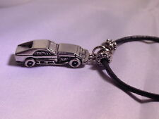 IMCA modified dirt charm necklace auto Tracey's racing jewelry IM3D-1