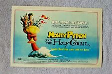 New listing Monty Python and The Holy Grail Lobby Card Movie Poster