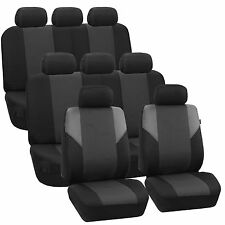 SUV Cae Seat Covers for Auto Universal fit GRAY Top quality seat covers set