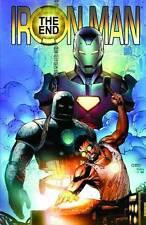 Iron Man: The End by Fraction, Layton, JR Jr & more TPB Marvel Comics 2010