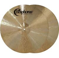 Bosphorus Traditional Dark Hi-Hat Becken 12""