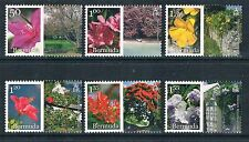 Flowers Mint Never Hinged/MNH Bermudian Stamps