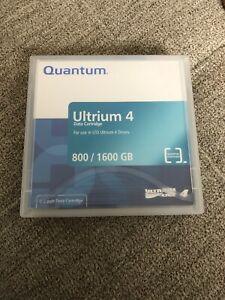 Quantum LTO 4 Tape, MR-L4MQN-01 Ultrium 4 800/1600 GB Data Cartridge