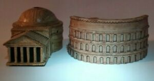 Historical Collection Building IN Set: Ruhmeshalle + Colosseum/Safari Ltd. New
