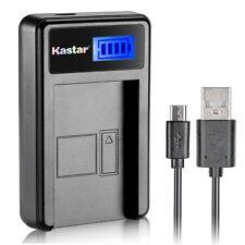 EN-EL5 Battery & LCD USB Charger for Nikon Coolpix P3 P4 P80 P90 P100 P500 P510