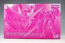 RG Real Grade Trans-Am 00 Raiser Gloss Injection Ver. model kit