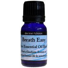 Respirar fácil Aceite Esencial Puro De Mezcla De 10 Ml Eucalipto ravensara Peppermint