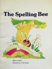 Teacher Big Book THE SPELLING BEE  Kindergarten 1st SHARED READING  Troll