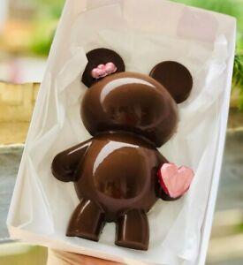 Large Teddy Bear chocolate mould