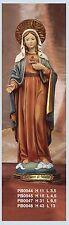 Statua Sacro Cuore di Maria 43 cm in resina by Paben