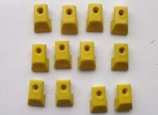 plastique SOL Kit de réparation / EMBOUT Set en jaune. compatible avec VESPA .px