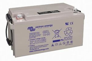 Batterie bateau  decharge lente GEL victron 12v 90ah