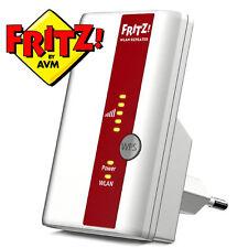 AVM FRITZ! WLAN wireless LAN Repeater 310 WPS 300 Mbps WLAN OVP Merce Nuova